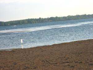 beach water